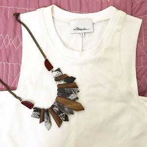 Jewelry - Statement tribal necklace